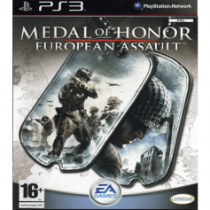 Medal of Honor European Assault Clásico de PS2