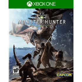 Monster Hunter World Xbox Off