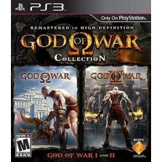 God of War HD Collection ESPAÑOL