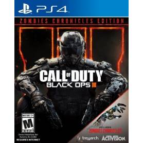 Call of Duty Black Ops III - Zombies Chronicles Edition ps4