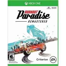 Burnout Paradise Remastered OFFLINE