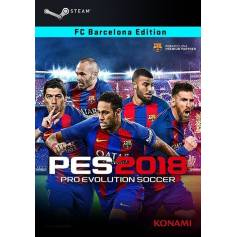 Pro Evolution Soccer 2018 Premium Edition (Steam)