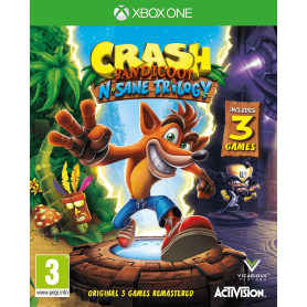 Crash Bandicoot N. Sane Trilogy XBOX ONE OFFLINE