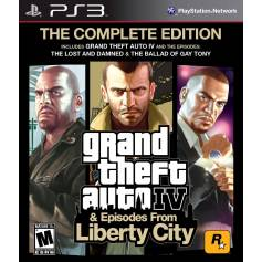 GTA IV: The Complete Edition