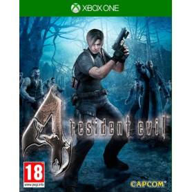 Resident Evil 4 XBOX ONE OFF