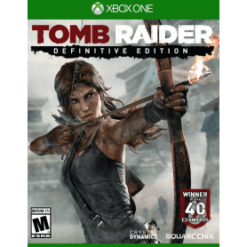 Tomb Raider: Definitive Edition OFFLINE