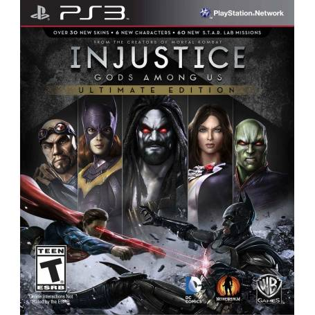 Injustice: Gods Among Us U.E.