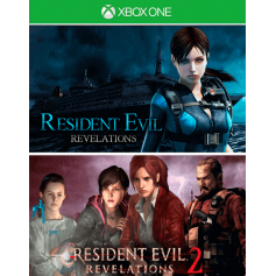 Resident Evil Revelations 1 & 2 xbox off