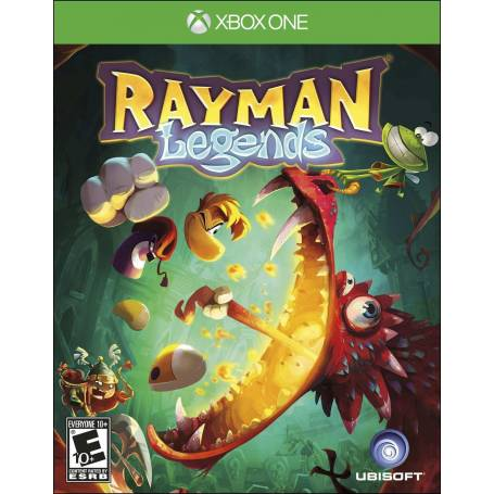 Rayman Legends XBOX ONE OFFLINE