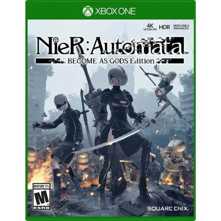 NieR Automata BECOME AS GODS Edition OFFLINE