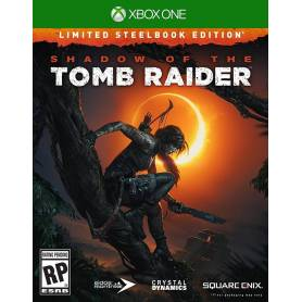 Shadow of the Tomb Raider - Edición digital Deluxe OFFLINE